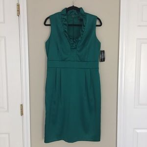 Teal Jessica Howard Evening Dress